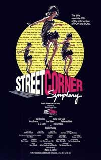 Street Corner Symphony (Broadway) - 27 x 40 Poster - Style A