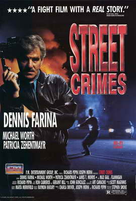 Street Crimes - 27 x 40 Movie Poster - Style A