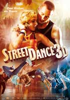 Street Dance 3D - 27 x 40 Movie Poster - German Style A