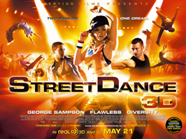 Street Dance 3D - 11 x 17 Movie Poster - UK Style A