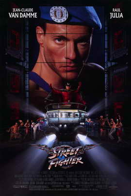 Street Fighter - 11 x 17 Movie Poster - Style A