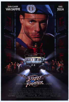 Street Fighter - 27 x 40 Movie Poster - Style A