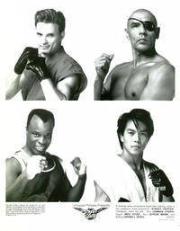 Street Fighter - 8 x 10 B&W Photo #6