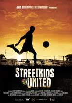 Street Kids United - 11 x 17 Movie Poster - South Africa Style A