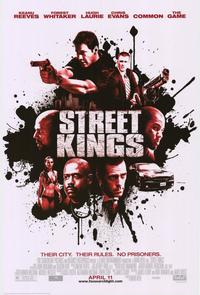 Street Kings - 11 x 17 Movie Poster - Style A