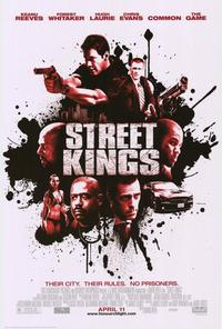 Street Kings - 27 x 40 Movie Poster - Style A
