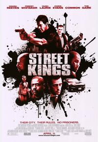 Street Kings - 43 x 62 Movie Poster - Bus Shelter Style A