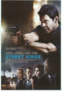 Street Kings - 11 x 17 Movie Poster - Style B