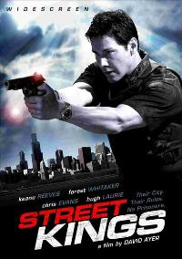 Street Kings - 11 x 17 Movie Poster - Style D