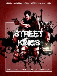 Street Kings - 27 x 40 Movie Poster - Style E