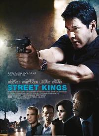 Street Kings - 11 x 17 Movie Poster - Style F