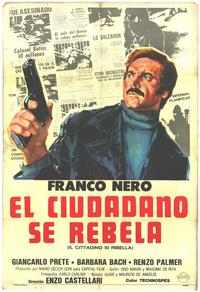 Street Law - 27 x 40 Movie Poster - Spanish Style A