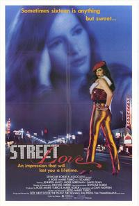 Street Love - 11 x 17 Movie Poster - Style A