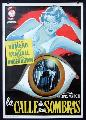 Street of Shadows - 11 x 17 Movie Poster - Spanish Style A