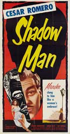 Street of Shadows - 20 x 40 Movie Poster - Style A