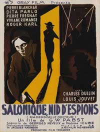 Street of Shadows - 11 x 17 Movie Poster - French Style A