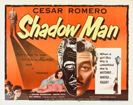 Street of Shadows - 11 x 14 Movie Poster - Style A
