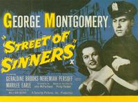 Street of Sinners - 11 x 14 Movie Poster - Style A