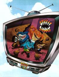 Street Sharks - 8 x 10 Color Photo #1