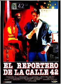 Street Smart - 11 x 17 Movie Poster - Spanish Style A