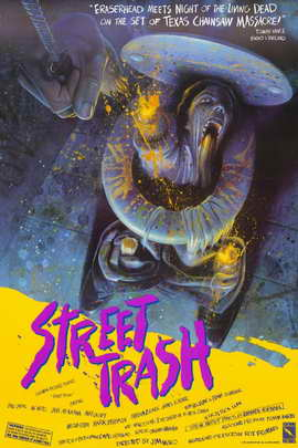 Street Trash - 11 x 17 Movie Poster - Style A