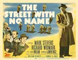 Street With No Name - 30 x 40 Movie Poster - Style A