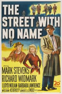 Street With No Name - 11 x 17 Movie Poster - Style A