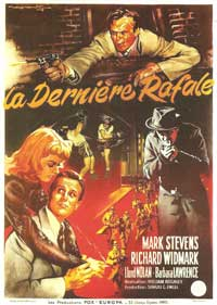 Street With No Name - 11 x 17 Movie Poster - French Style A
