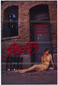 Streets - 27 x 40 Movie Poster - Style A