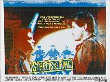 Streets of Fire - 30 x 40 Movie Poster UK - Style A
