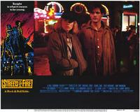 Streets of Fire - 11 x 14 Movie Poster - Style B