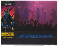 Streets of Fire - 11 x 14 Movie Poster - Style F