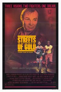 Streets of Gold - 27 x 40 Movie Poster - Style A
