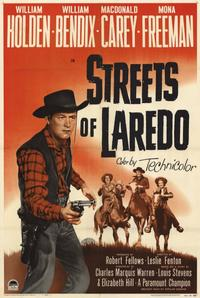 Streets of Laredo - 11 x 17 Movie Poster - Style A