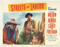 Streets of Laredo - 11 x 14 Movie Poster - Style B