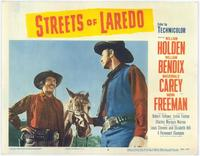 Streets of Laredo - 11 x 14 Movie Poster - Style C