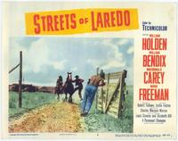 Streets of Laredo - 11 x 14 Movie Poster - Style D