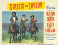 Streets of Laredo - 11 x 14 Movie Poster - Style G
