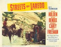 Streets of Laredo - 11 x 14 Movie Poster - Style H