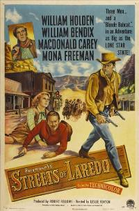 Streets of Laredo - 11 x 17 Movie Poster - Style B