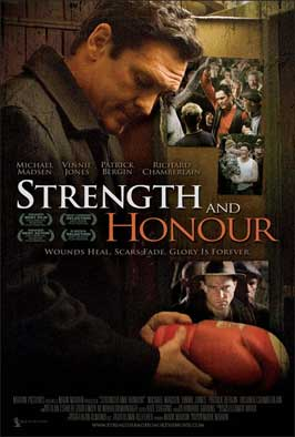 Strength and Honour - 11 x 17 Movie Poster - Style A
