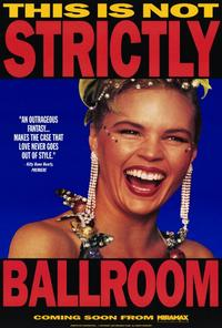 Strictly Ballroom - 27 x 40 Movie Poster - Style A