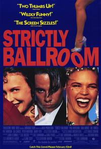 Strictly Ballroom - 27 x 40 Movie Poster - Style C
