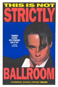 Strictly Ballroom - 43 x 62 Movie Poster - Bus Shelter Style A