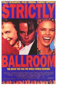 Strictly Ballroom - 27 x 40 Movie Poster - Style D