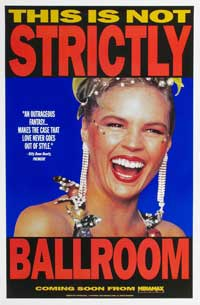 Strictly Ballroom - 11 x 17 Movie Poster - Style E