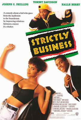 Strictly Business - 27 x 40 Movie Poster - Style A