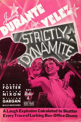 Strictly Dynamite - 11 x 17 Movie Poster - Style A