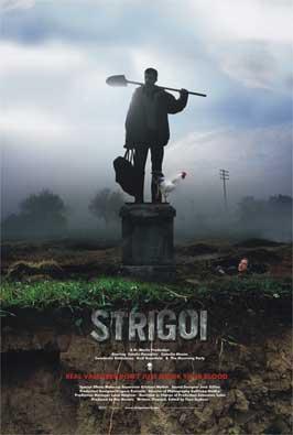 Strigoi - 11 x 17 Movie Poster - UK Style A