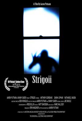 Strigoii - 43 x 62 Movie Poster - Bus Shelter Style A